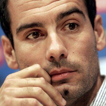 """Guardiola: """"Hemos jugado un buen partido en todos los aspectos"""""""