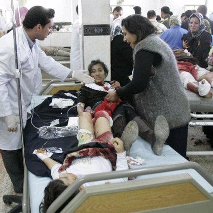 Aumenta a 47 muertos y cien heridos el balance del atentado suicida en un restaurante próximo a Kirkuk