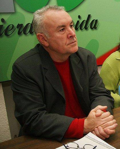 Cayo Lara, elegido nuevo coordinador general de IU con el 55 por ciento de apoyo