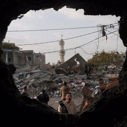 Israel comienza a bombardear la Franja de Gaza con fuego de artillería