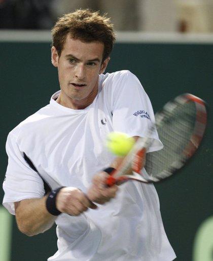 Andy Murray doblega a Rafa Nadal en la final del torneo de Abu Dhabi