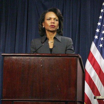 Rice afirma que ha presionado a Israel para que acepte el alto el fuego