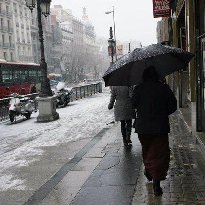 La nieve y el frío polar seguirá cubriendo España durante todo el fin de semana