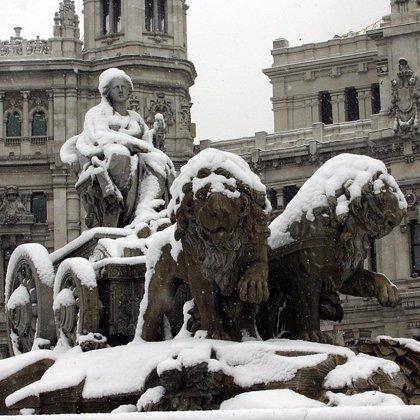 Protección Civil avisa por nevadas y temperaturas mínimas en cinco Comunidades Autónomas