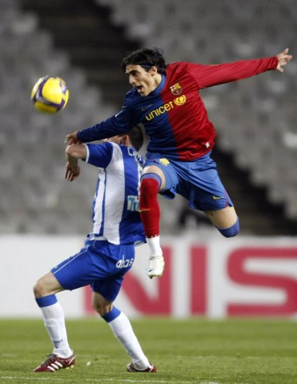 El Espanyol frena al todopoderoso Barça