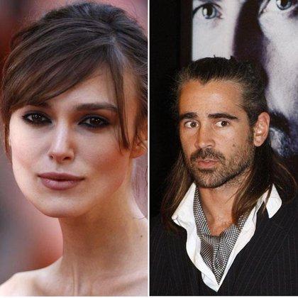 Keira Knightley y Colin Farrell, pasearán juntos por 'London Boulevard'