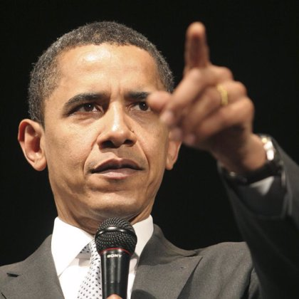 Obama defiende su plan de 825.000 millones en su primer discurso semanal como presidente