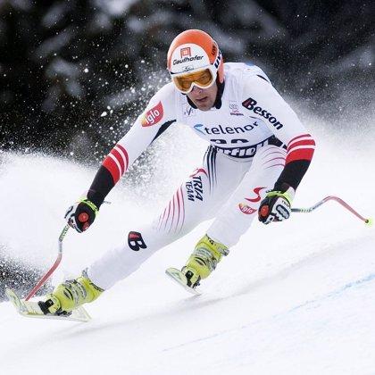 Carolina Ruiz acaba séptima en el descenso de Cortina d'Ampezzo (Italia)