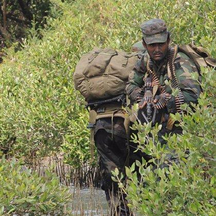 El Ejército de Sri Lanka inicia su ofensiva final contra el último reducto de los rebeldes tamiles