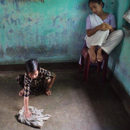 Un informe denuncia los trabajos forzosos de niños norcoreanos y el desvío de las ayudas alimentarias