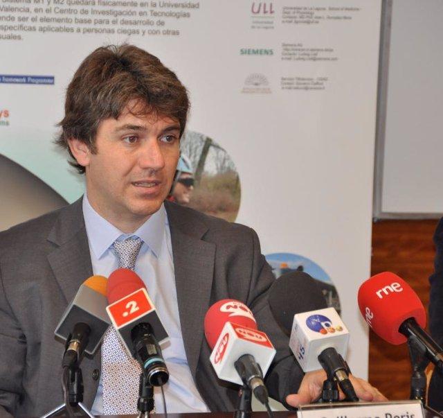 Guillermo Peris