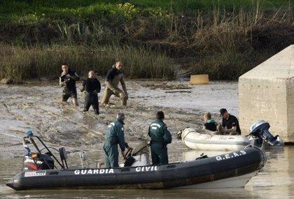 Reanudan hoy el dispositivo de búsqueda de Marta del Castillo por el río Guadalquivir