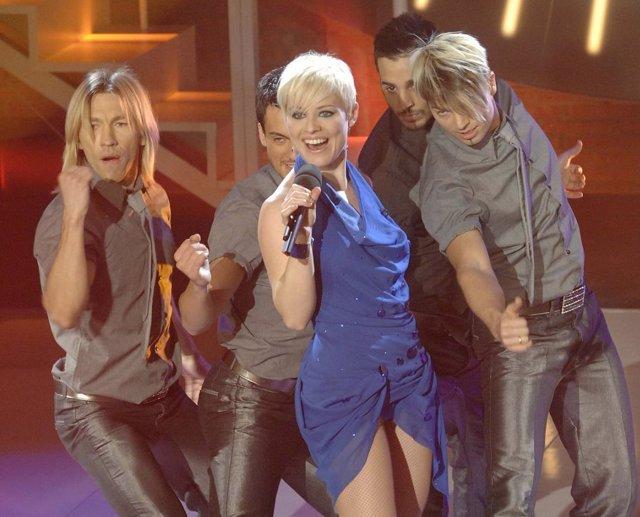 Soraya pasa  la Gran Final  para Eurovisión 20009
