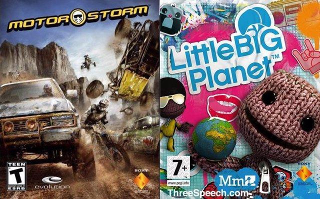 LittleBigPlanet y Motorstorm llegarán a PSP