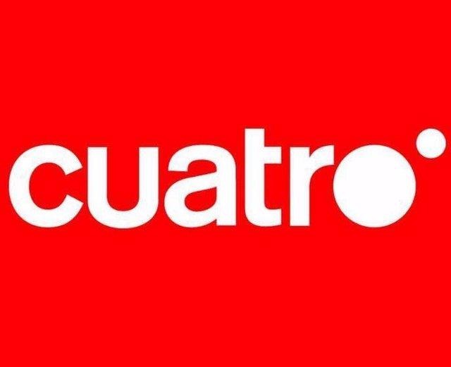 Logotipo de Cuatro