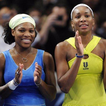 Serena supera a su hermana Venus en el duelo entre las Williams por la Copa Billie Jean King
