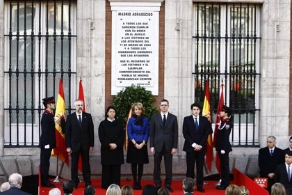 El Réquiem de Mozart envuelve a las víctimas en el primer homenaje de la Comunidad con la ausencia de socialistas