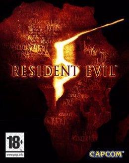 Portada del videojuego 'Resident evil 5'