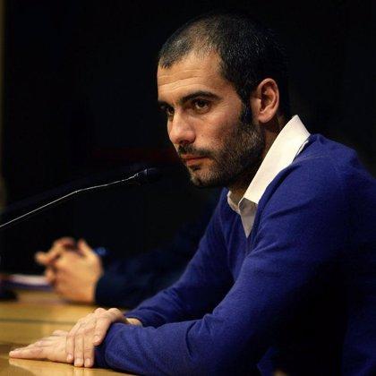 Guardiola se llevará a Almería a los 19 futbolistas disponibles