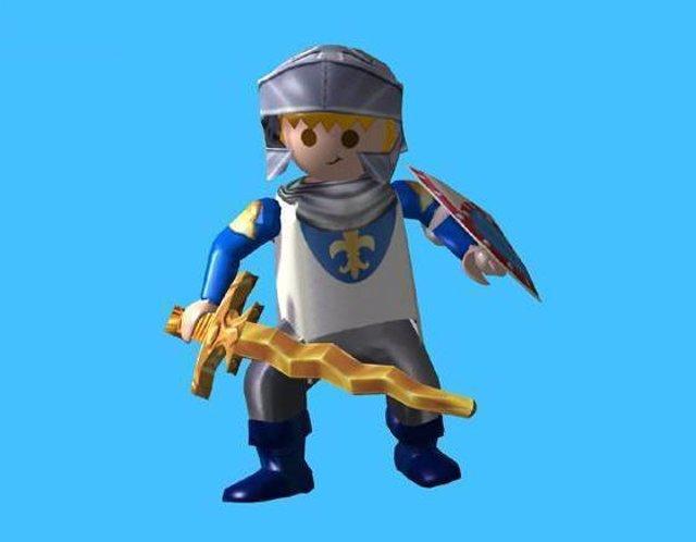 Los Playmobil ya fueron virtuales en el videojuego Hype