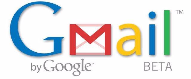 Servicio de correo electrónico de Google Gmail