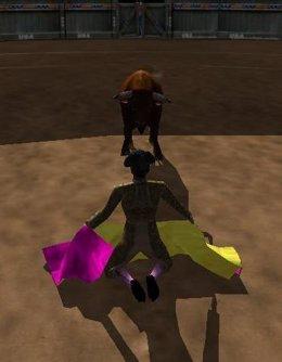 Imagen del videojuego para ordenadores Torero