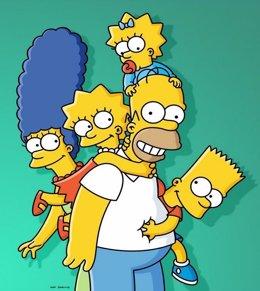 Los Simpson es una familia de clase media estadounidense