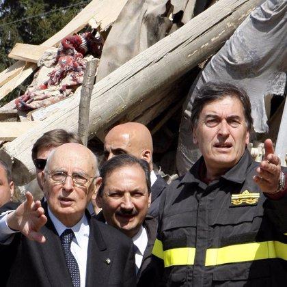 El jefe del Estado italiano pide responsabilidades a quienes podrían haber evitado la tragedia