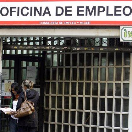 España lidera con un 15,5% la tasa de paro de la OCDE en febrero