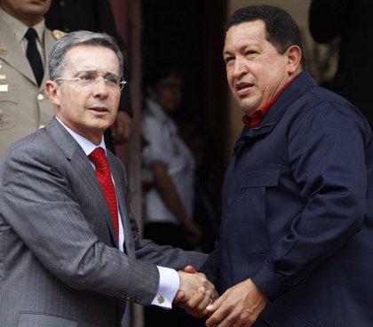 """Chávez se compromete a que """"ninguna circunstancia"""" perjudique las relaciones con Colombia"""