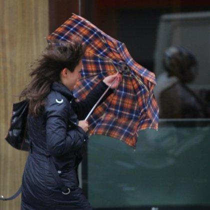 Hoy se prevén chubascos y descenso de las temperaturas en todo el país, así como nevadas en Pirineos y Sistema Central