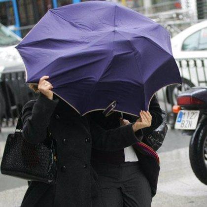 La lluvia y el frío continuarán hasta el domingo por el paso de sucesivos frentes