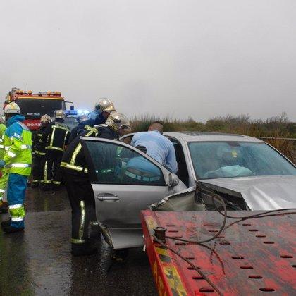 Un total de trece personas fallecen en la carretera durante el fin de semana