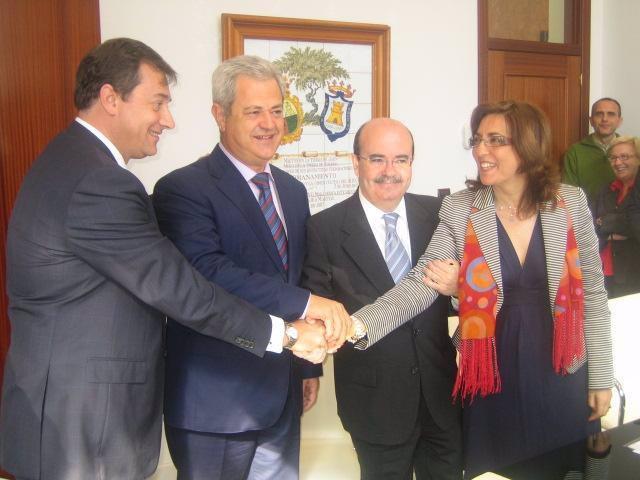 Zarrías y Vallejo en Martos (Jaén)