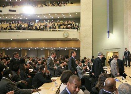 Varios delegados abandonan durante el discurso de Ahmadineyad criticando a Israel