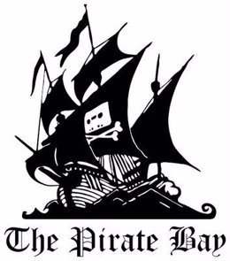 Logotipo de la web The Pirate Bay