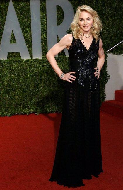 Madonna culpa a un paparazzi de un accidente de equitación