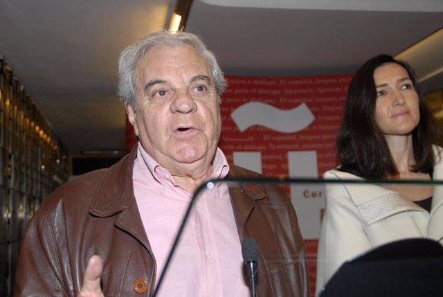 El escritor Juan Marsé deposita su legado en La Caja de las Letras