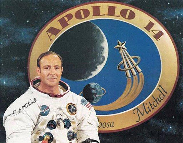 Astronauta Edgar Mitchell