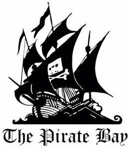 Logotipo de la web The Pirate Bay