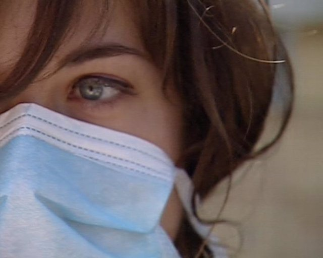 Mascarilla nueva gripe
