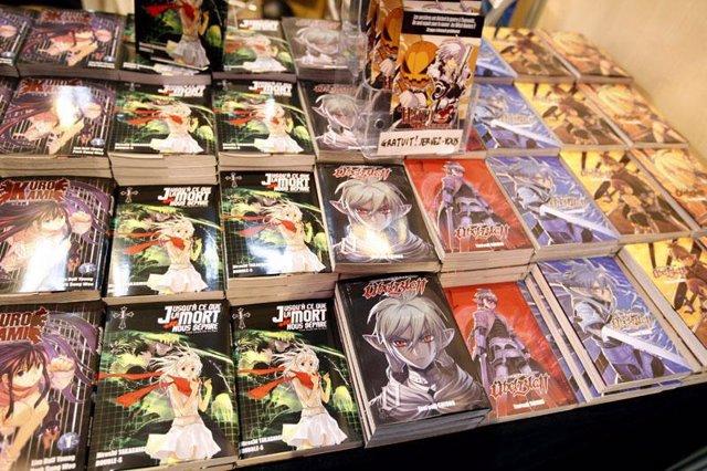 manga, cómic, libro, oriental
