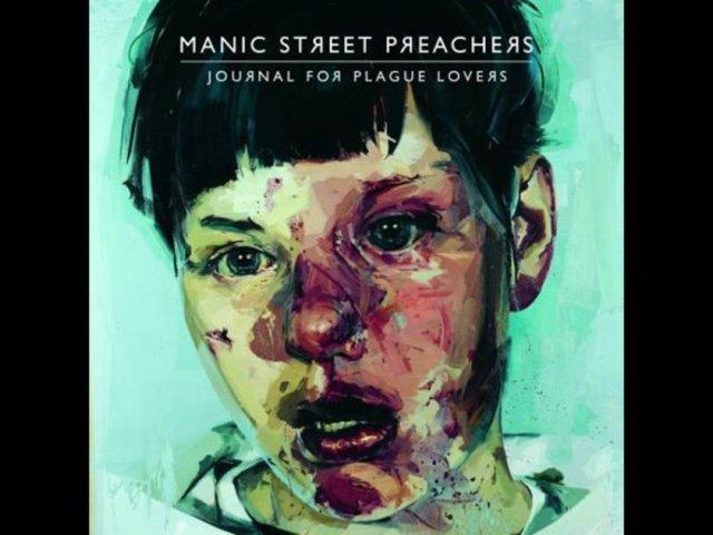 Portada del nuevo disco de los Manic Street Preachers
