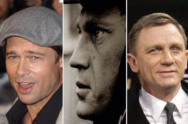 Pitt y Craig, candidatos a McQueen