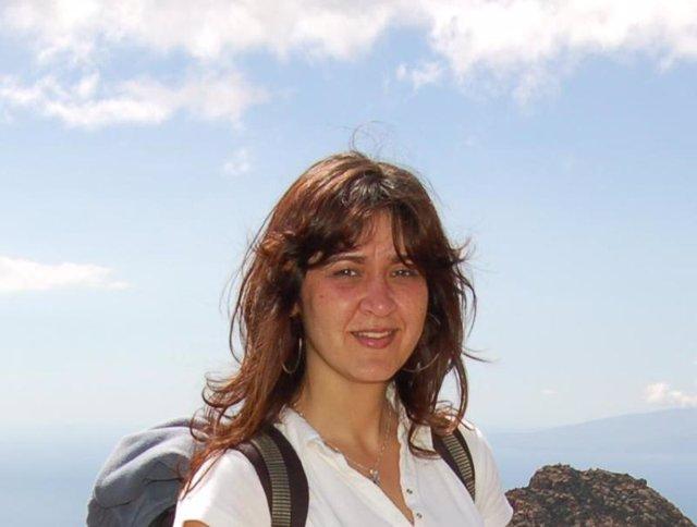 Isabel Canino, desaparecida en Tenerife