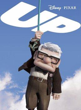Cartel de UP, lo nuevo de Disney Pixar