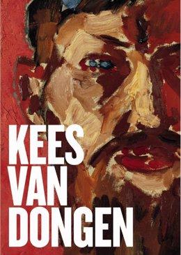 Detalle de 'Autorretrato Fauvista' de Kees Van Dongen