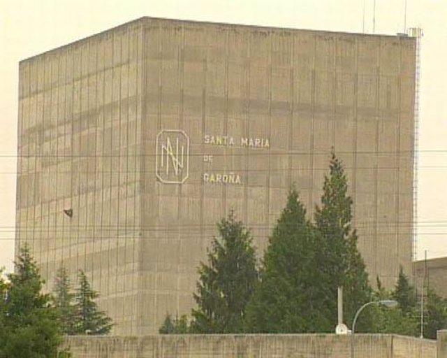 central de Garoña, en Burgos