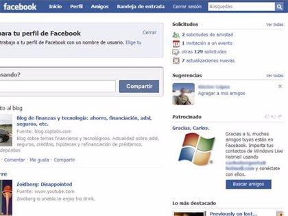 Facebook está mejorando su buscador