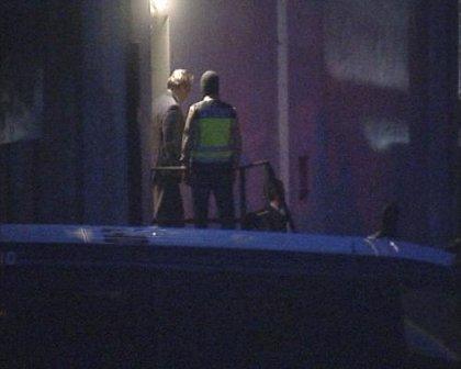Los grilletes fueron localizados en un armario de la habitación de los detenidos